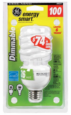 Dimmable-CFL
