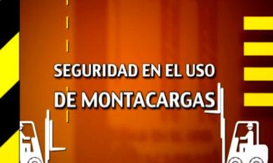 MONTACARGA – PREVENCION DE RIESGO EN LA OPERACION